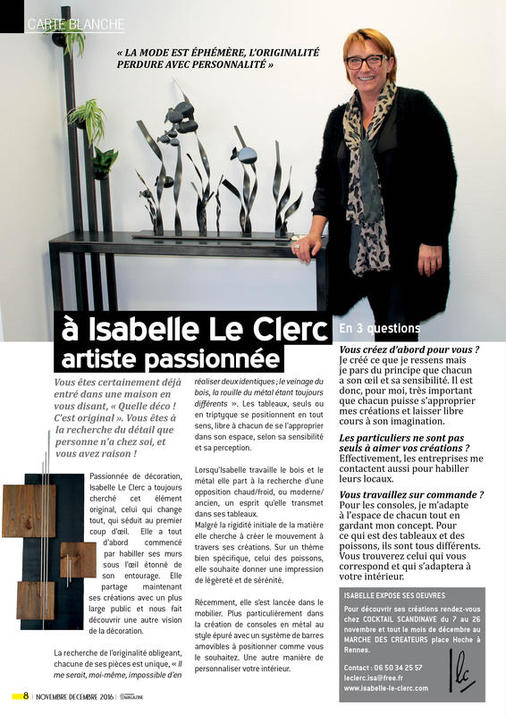 ARTICLE ST GREGOIRE